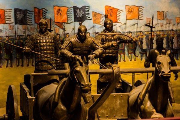 秦灭六国后,六国国君分别是什么下场?只有一人自杀殉国
