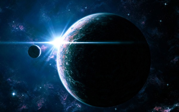 假如地球一面朝太阳,而另一面背对太阳,生命是否可以延续?