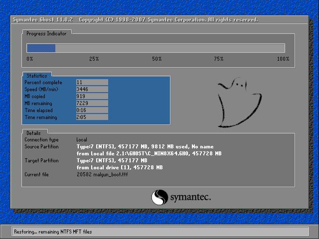 固态硬盘到底能不能使用Ghost软件?终于说明白了