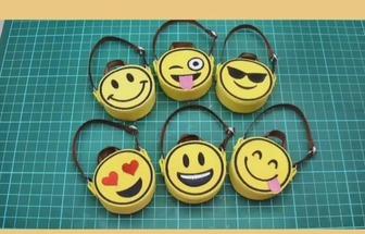 手工作可爱的emoji表情包