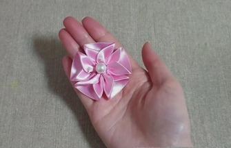 生活小妙招,如何用緞帶制作花朵