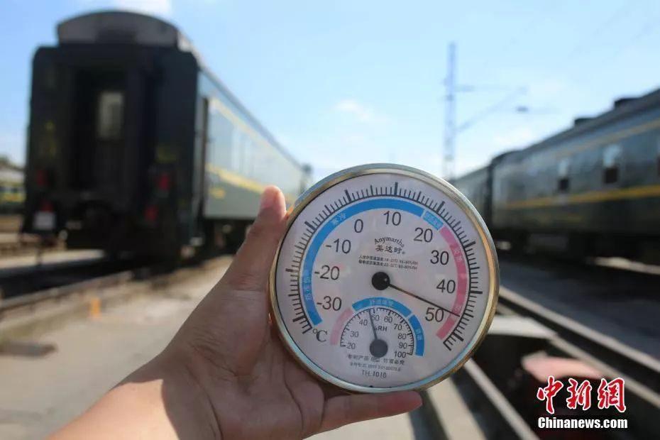 """全球多地被""""烤"""" 中央气象台连续12天发布高温预警"""