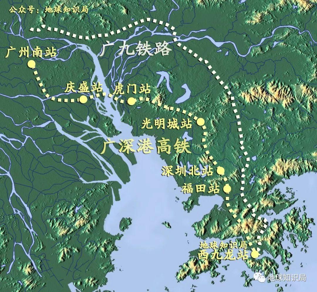 把铁路修进香港,到底有多难?