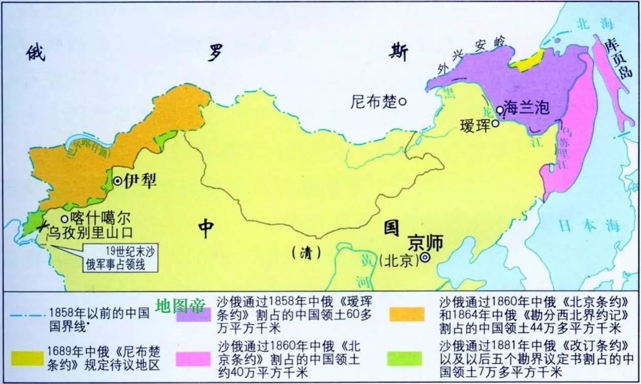 李白出生地碎叶城,为何不在我国版图上?