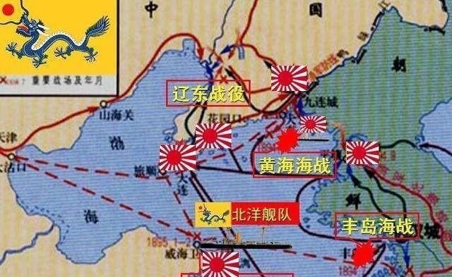 如果当年中国打赢了甲午战争,现在的中国会是什么模样?