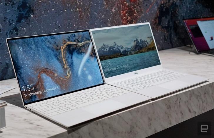 戴尔2020款XPS13笔记本正式发布:全面屏设计颜值大增插图1