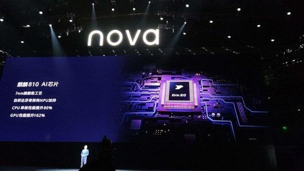 麒麟820最新爆料6nm制程集成5G或由nova7首发插图1