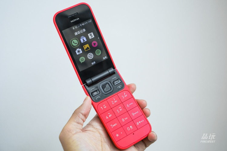 2020年的第一缕回忆,从Nokia翻盖手机开始-智能家庭