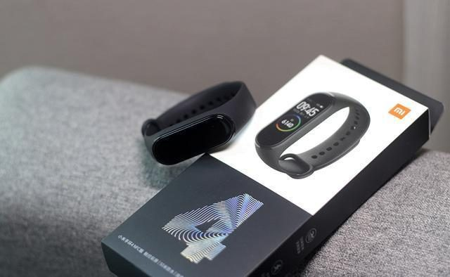 手腕上的公交卡:小米手环4 NFC版简单体验!