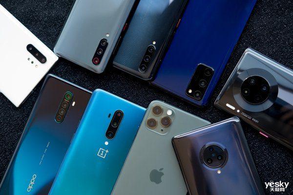 2019年度旗舰手机横屏潮流低调耐看才是美插图6